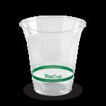 12 Oz. Clear Cold Cup, Eco-Friendly, PLA - 100/Case