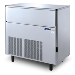 Self-Contained 165 kg Hollow Ice Machine - 1/Case