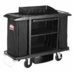 Executive Full-Size Housekeeping Cart – Traditional - 1/Case