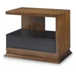 Omni Lamp Table - Left Facing