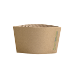 12 Oz Sleeve for Single Wall Cup - 100/Case