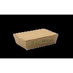 170x45x120 mm Small Take Away Box KRAFT PLA - 100/Case