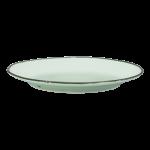Luzerne Tin Tin, New Bone Green 17cm Plate, 24 pcs/pack