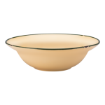 19cm Bowl, Tin Tin, New Bone Yellow - 12/Case