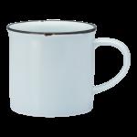 Luzerne Tin Tin, New Bone Blue 350ml Mug, 36 pcs/pack
