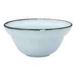 15cm Bowl, Tin Tin, New Bone Blue - 24/Case