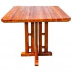 Mamanuca table. Teak. 900x900x760 mm