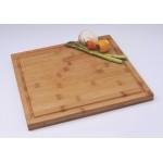 15.5''x8.625'' Bamboo Display Board, Natural, Bamboo  - 1/Case