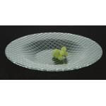 12'''' Bowl, Jade, Glass  - 1/Case