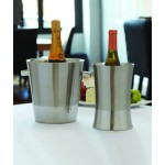 CHAMPAGNE BUCKET, STAINLESS STEEL 7 DIA. X 7 H