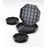 Cal-Mil 681-4-13 Classic Drip Trays (4Wx4Dx1H)