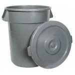 Lid for 44 Gallon Trash Can