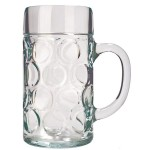 35 Oz. ISAR Beer Mug - 1/Case