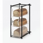 Cal-Mil 1155-13 One by One Acrylic Bread Case