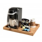 Cal-Mil 3474-99 Madera In-Room Coffee Tray