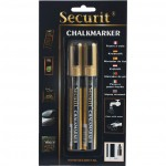 SMALL TIP MARKERS, 2PK, GOLD