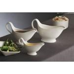 Boat, Porcelain, Gravy, 9 Oz. 8 Lx2-3/4 Wx5 H - 16/Case