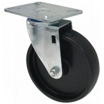 Caster W/Mounting Plate For Alrk-3, Heavyweight - 12/Case