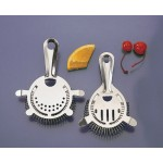 BAR STRAINER, TWO-PRONG