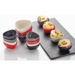 Sauce Cup, Bamboo Fiber, Triangular, Ivory, 1.5 Oz. 2-1/2 Trianglex1-3/8 H - 72/Case