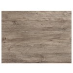 "24""x32"" Table Top, Molded Melamine Aged Oak - 12/Case"