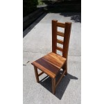 Outrigger chair. Raintree.
