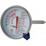 "5"" Probe Meat Thermometer, 2"" Dial - 12/Case"