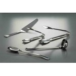 """9"""" Tongs, S/S, Silver - 120/Case"""
