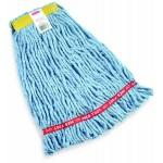 Web Foot® Shrinkless® Wet Mop RUB-FGA21106BL00 - 6/Case