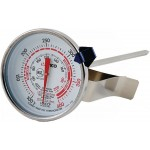 "5"" Probe Deepfry/Candy Thermometer, 2"" Dial - 12/Case"