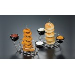 ONION RING SPINDLE, OVAL 6-1/4 L X 4 W X 9 H