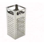 Box Grater, Stainless Steel