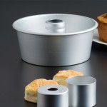 Angel Food Cake Pan, 10 Dia. 10 Odx4 Deepx4-1/4 Cone - 24/Case