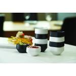 Matte Finish Melamine Stackable Sauce Cups - 96/Case