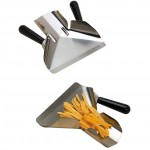 FRENCH FRY SCOOP, DUAL-HANDLE