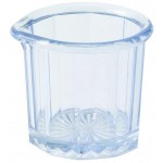 2 Oz. Syrup Pitchers, Plastic - 144/Case