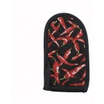 Handle Holder, Chili Peppers, Cotton - 12/Case
