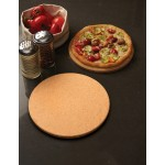 Pizza Stone, Deluxe, Rectangle, 16 L 16 Lx11 Wx3/4 H - 1/Case