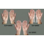Disposable Gloves, Pe Textured, Lrg - 12/Case