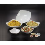 Ceramic Bowl, Squound, 20 Oz. 7 Dia.x2-7/8 H - 1/Case