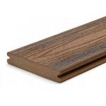 1 m2 Trex board, Spiced Rum  - 1/Case
