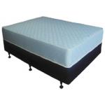 Sleepmaker Hotel Royal Queen (1530 x 1980 x 280mm) Mattress ★★★ + Commercial Base Queen (1530 x 1980 x 280mm)