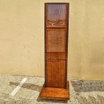 Advertising stand with A3 frames. Teak