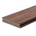 1 m2 Trex board, Lava Rock - 1/Case