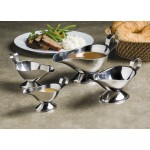 Boat, Stainless Steel, Gravy, 16 Oz. 9 Lx3-1/2 Wx5-1/4 H - 24/Case