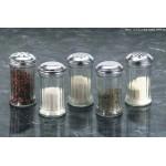 Glass Shaker Set, Cheese Top, 12 Oz. 3 Diax5-3/8 H - 12/Case