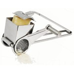 Cheese Grater, 18/8 Stainless Steel