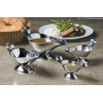 Boat, Stainless Steel, Gravy, 3 Oz. 6 Lx1-3/4 Wx3-1/2 H - 72/Case