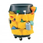 Nylon Caddy Bag for Brute 2632 and 2643 Trash Cans - 1/Case