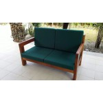 Double seater outdoor sofa - style 500. Vesi.